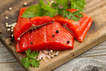 Frozen Wild Sockeye Portion - 6 oz. Package - Annasea