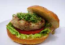 Load image into Gallery viewer, Black Garlic Ahi Burger - Annasea