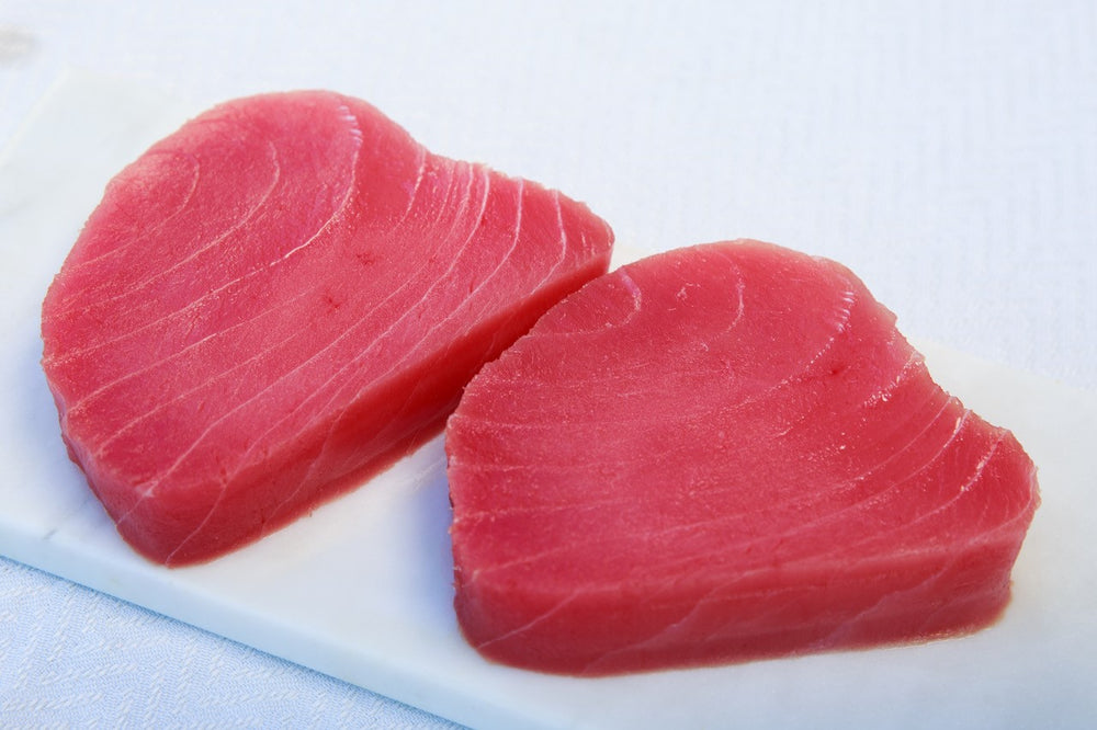 Frozen Ahi Tuna Steaks - Annasea