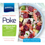 Frozen California Roll Ahi Tuna Poke - Annasea