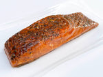Annasea Sweet Basil Citrus and Garlic Hot Smoked Salmon - Annasea