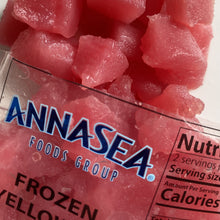 Load image into Gallery viewer, Frozen Cubed Ahi Tuna - Annasea