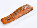 Annasea Garlic Pepper Hot Smoked Salmon - Annasea