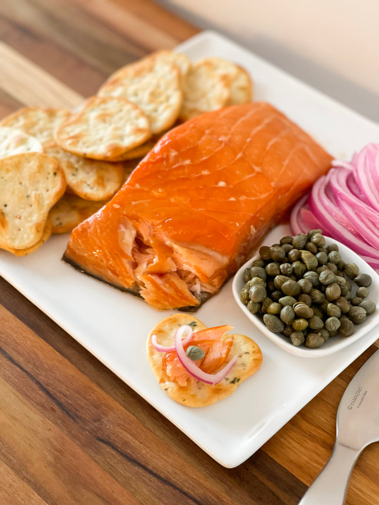 Annasea Original Hot Smoked Salmon - Annasea