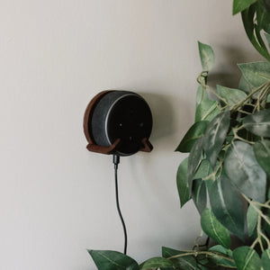 Echo Dot Shelf