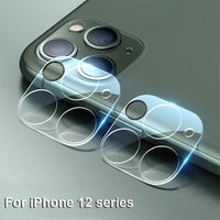 3D 9H Tempered Glass Camera Lens Cover (iPhone 12 series) - ARKAY KOLLECTION