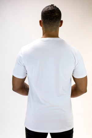 Cross T-Shirt - White