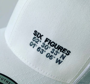 SIX FIGURES Trucker Cap - Co-ordinates