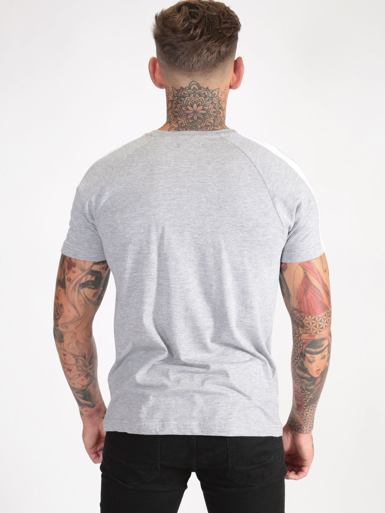 'Six Figures' Essential T-Shirt - Grey