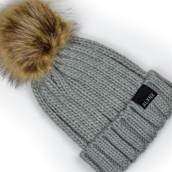 Bredon Fur Beanie - Junior