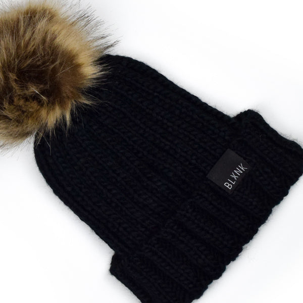 Campden Fur Beanie - Infant