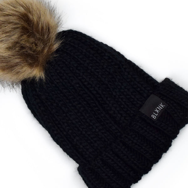 Campden Fur Beanie - Junior