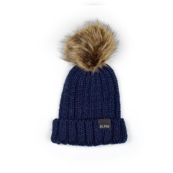 Hinton Fur Beanie - Infant