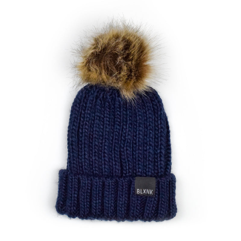 Hinton Fur Beanie - Junior