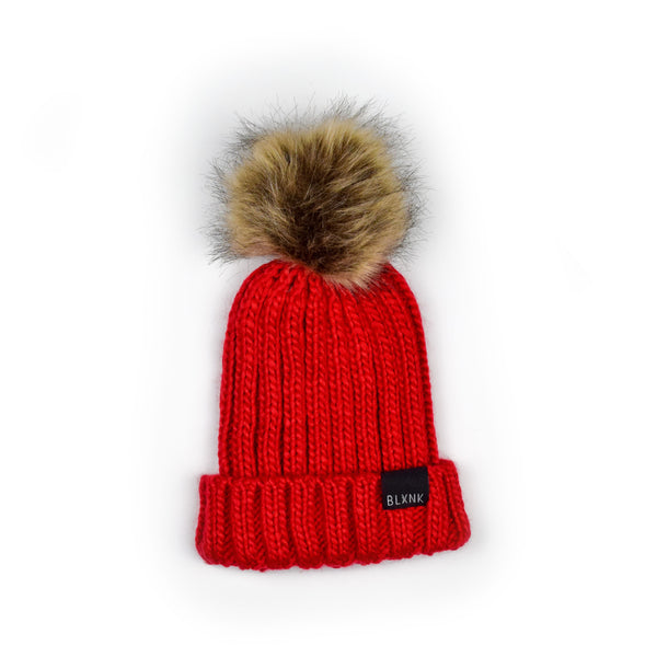 Aston Fur Beanie - Infant