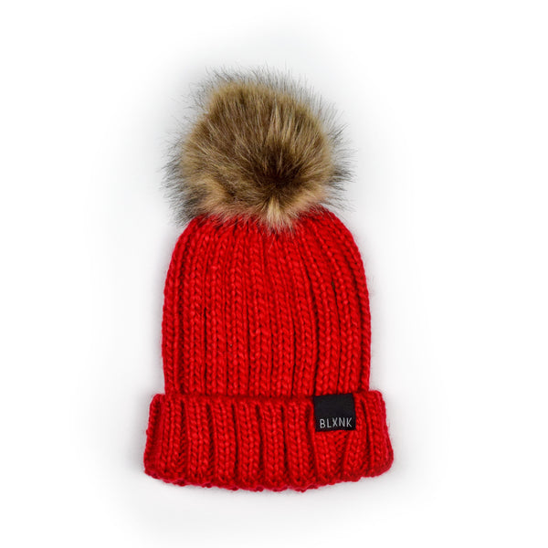 Aston Fur Beanie - Junior