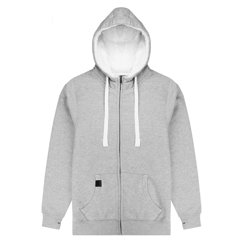 Kingham High Neck Zip