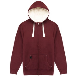 Bourton High Neck Zip