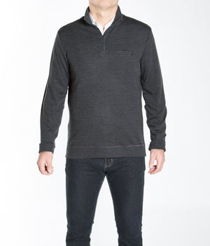We Norwegians BaseTwo 1/2 Zip Sweater FW18 We Norwegians- Valbruna Vail