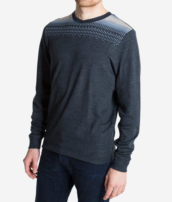 We Norwegians M-Suldal Crewneck Sweater FW18 We Norwegians- Valbruna Vail