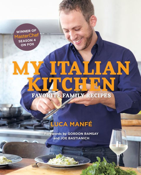 My Italian Kitchen Book
