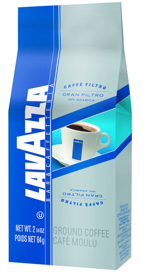 LavAzza Gran Filtro Medium Roast Coffee Italco- Valbruna Vail