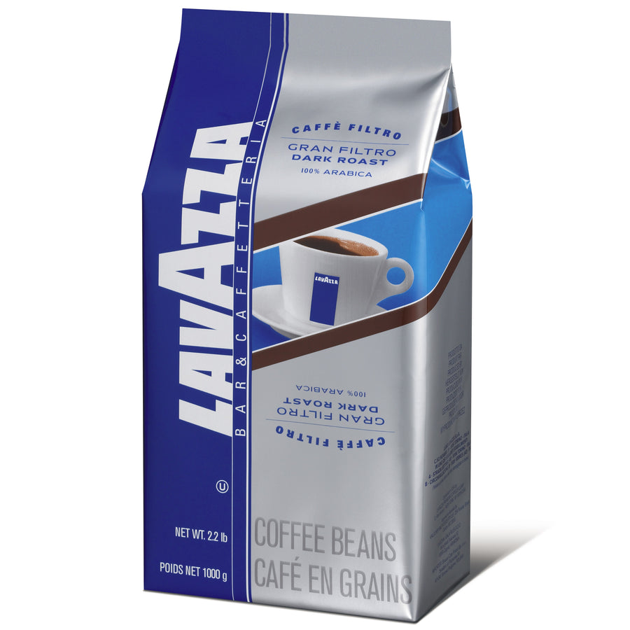 LavAzza Gran Filtro Dark Roast Coffee