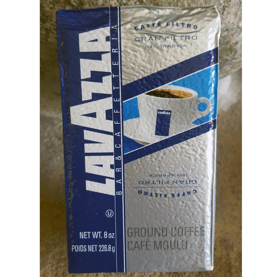 LavAzza Gran Filtro Medium Roast Coffee