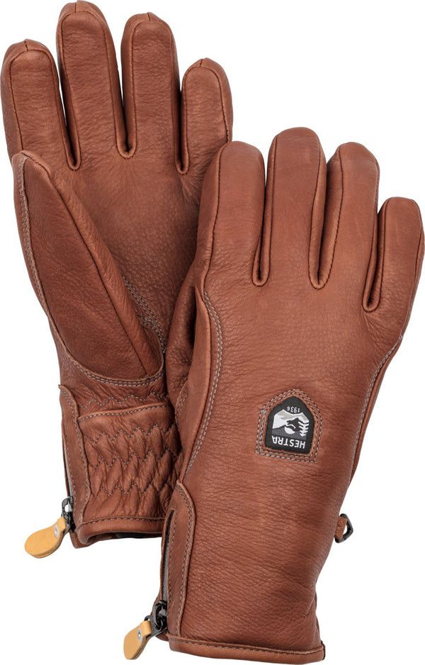 Hestra Furano Swisswool Leather Glove FW18 Hestra- Valbruna Vail