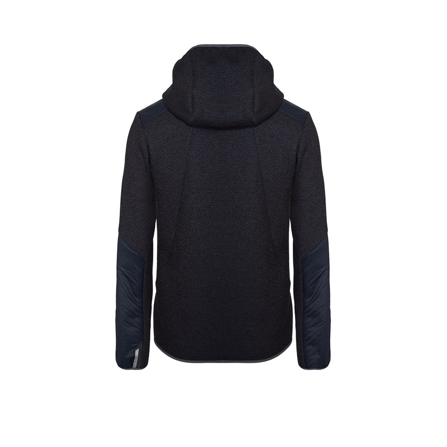 Colmar M-Weaved Fleece with Hood Men's Jacket