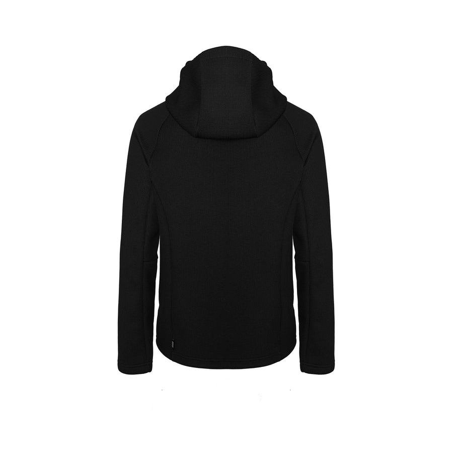 Colmar M-Fleece with Rib Knit Effect and Hood Men's Sweatshirt