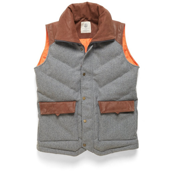 Alps & Meters Alpine Hooded Vest FW18 Alps & Meters- Valbruna Vail