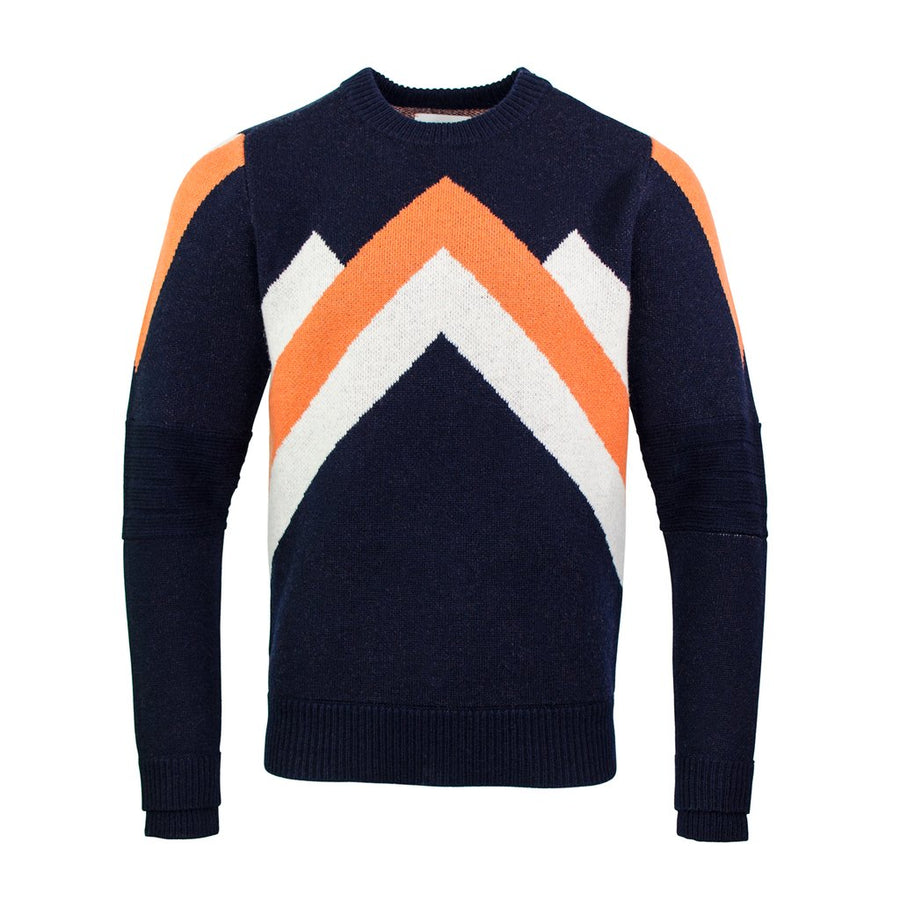 Alps & Meters Ski Race Knit Sweater