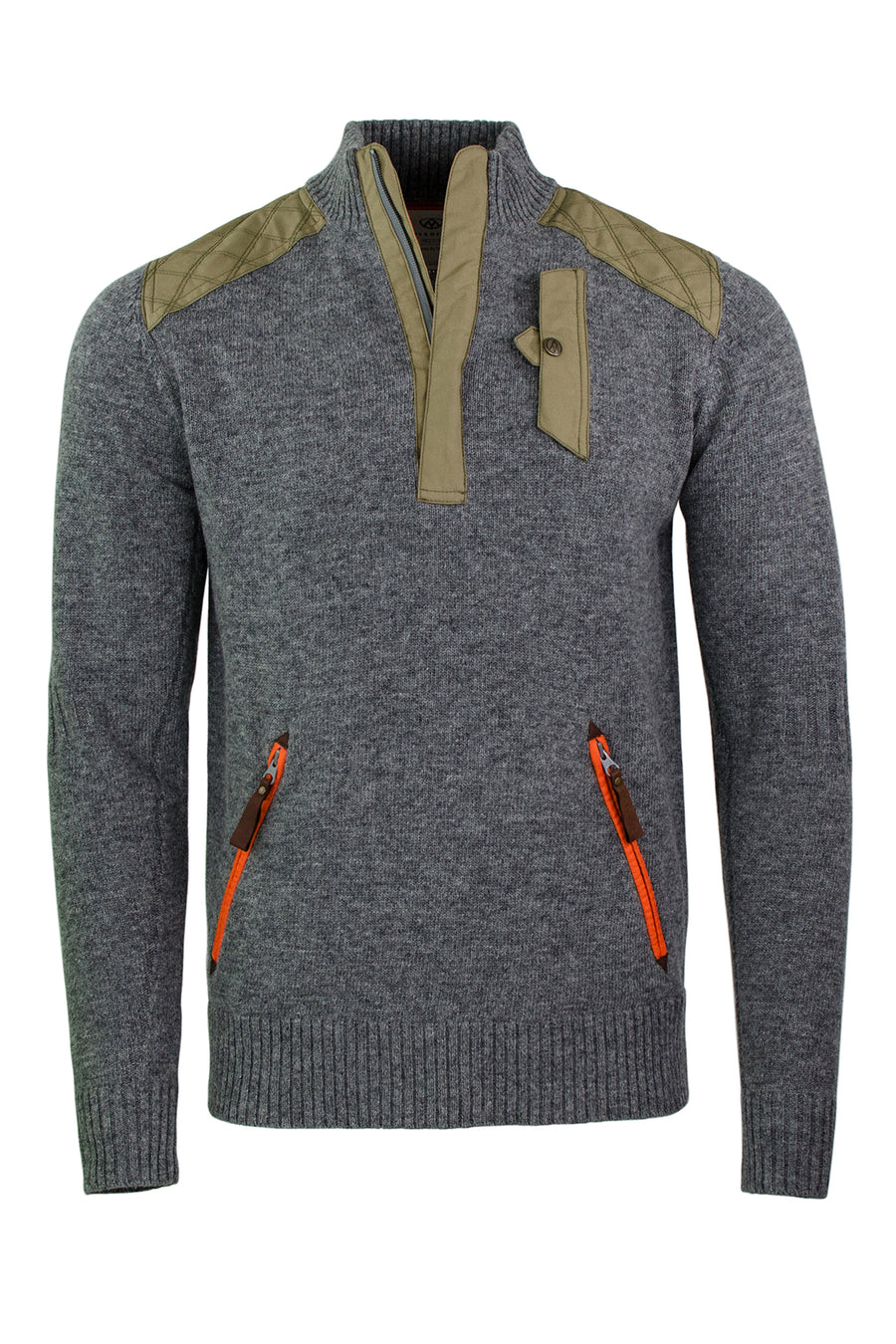 Alps & Meters M-Alpine Guide Men's Sweater