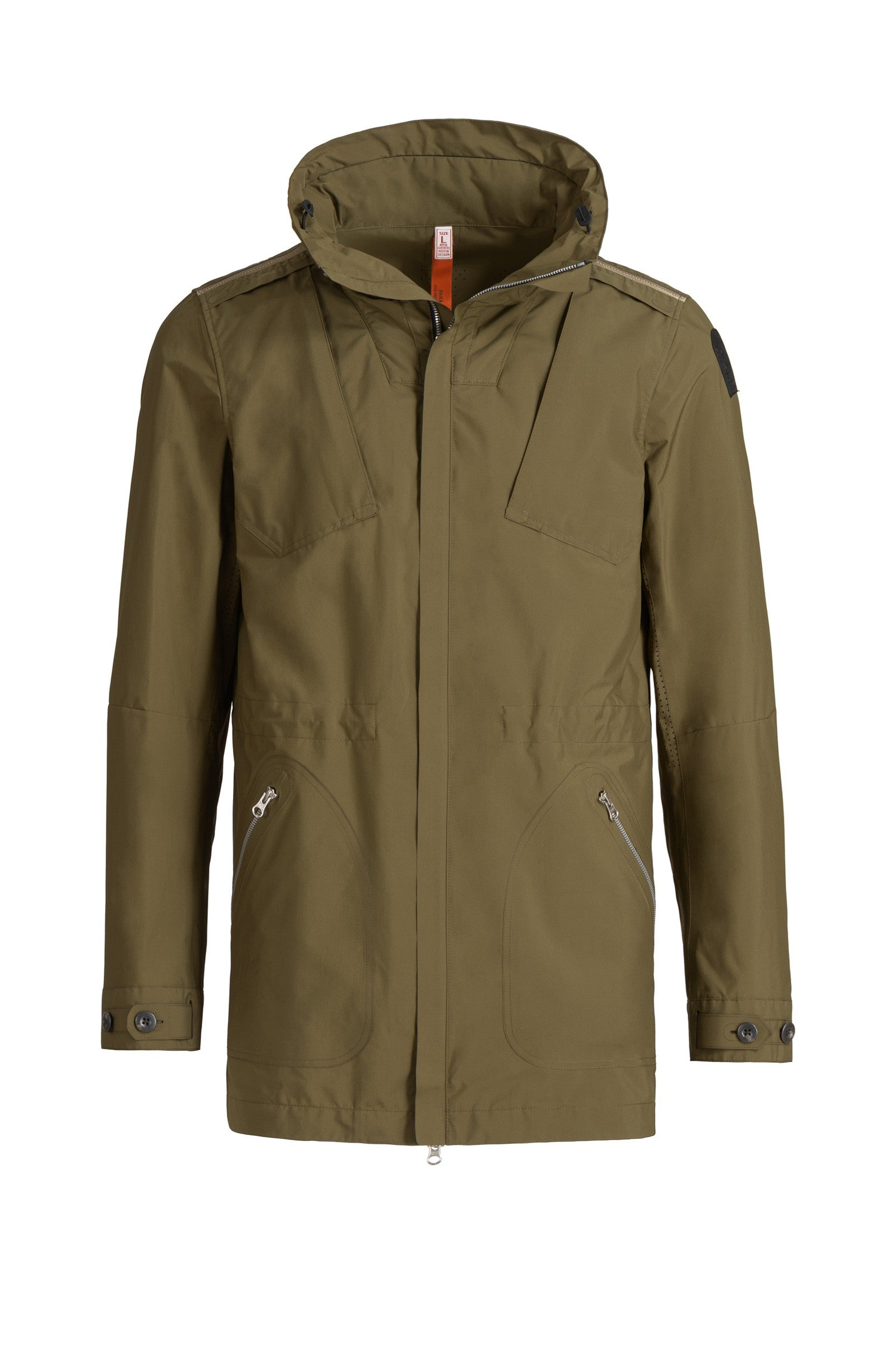 parajumpers raincoat
