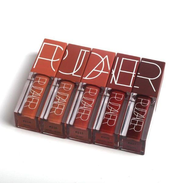 Pudaier M for Matte 5 Piece Lipgloss Collection