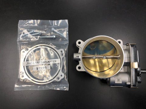 JRE LT5 Throttle Body Conversion 2016-2019 Camaro SS, ZL1, 2014-2019 Corvette including Z06