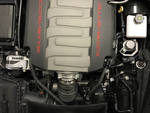 Halltech Stinger Cold Air Kit 2014+ Corvette LT1