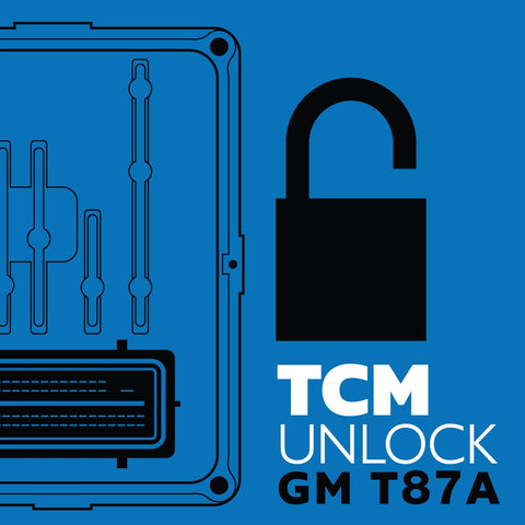 HP TUNERS TCM UNLOCK SERVICE GM T87A