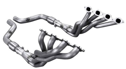 "American Racing Headers - 1 7/8"" LT Headers Short System with Cats - 2016-2019 CTS-V"