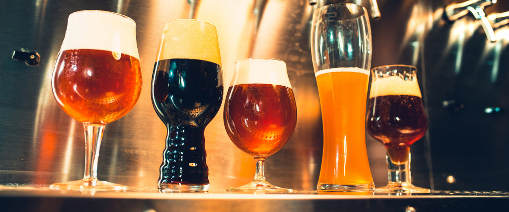 Choosing The Best Glassware for Your Beer