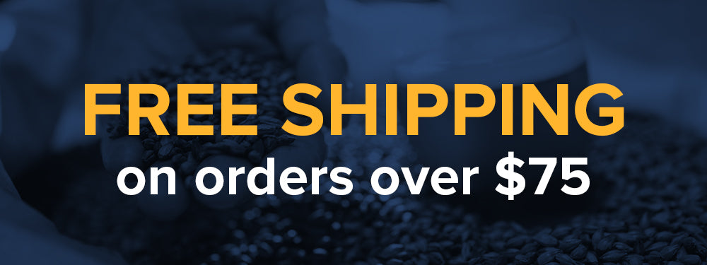 Free Shipping On Orders Over $75 - BrewHQ