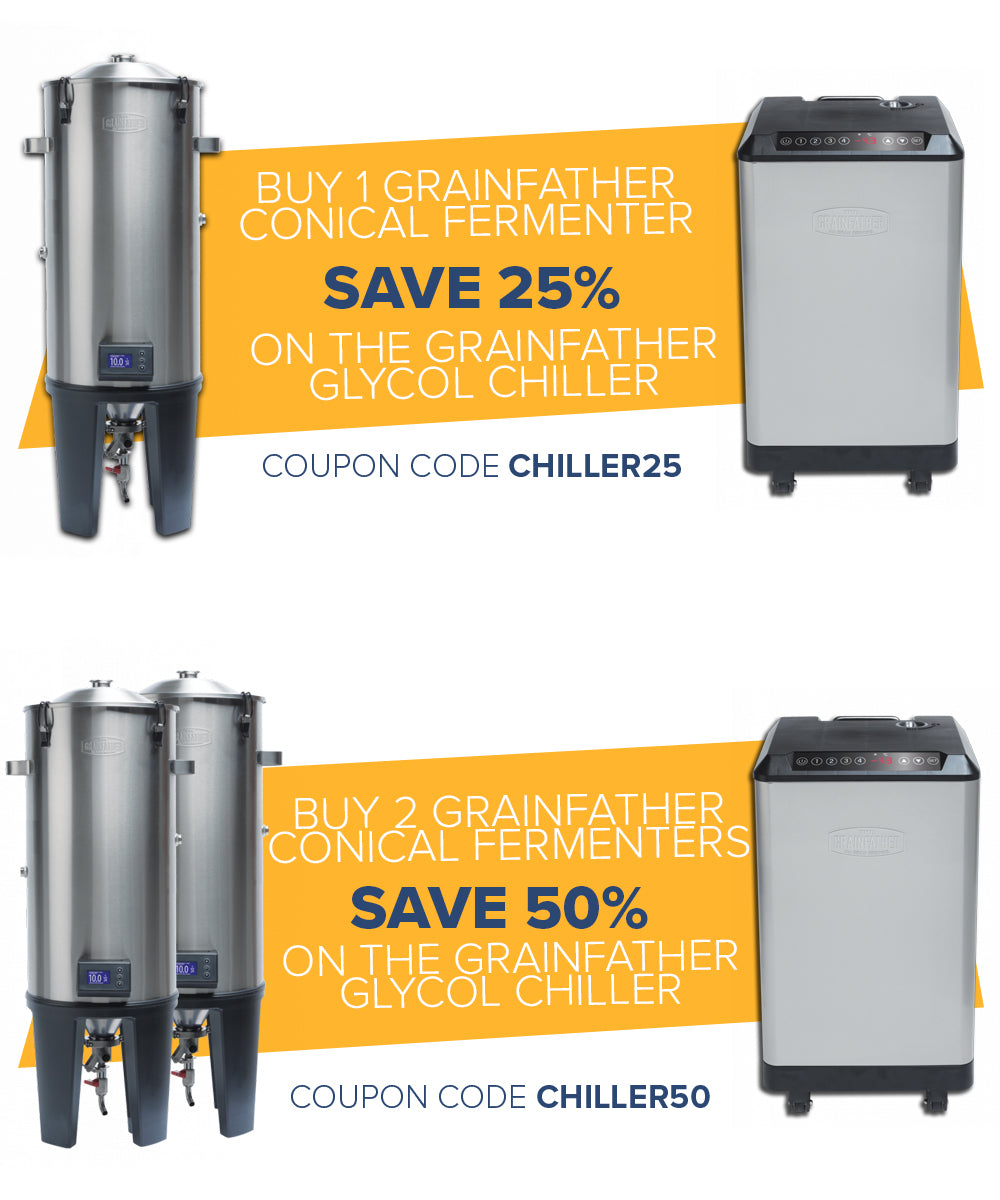Up to 50% off Grainfather Glycol Chiller