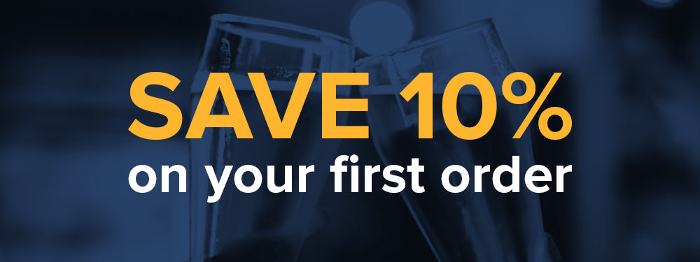 Save 10% on your first order - BrewHQ