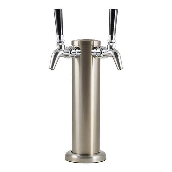 Stainless Steel Tower with Stainless Steel Intertap Gen 2