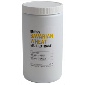 Malt Extract, Liquid - Briess Bavarian Wheat (1.36 kg)