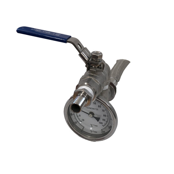 "Kettle Valve Kit (1/2"" Barb)"