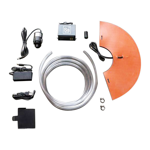 Ss Brewtech - Heating and Chilling Upgrade Kit for Unitank and Brite Tank BME (Tri Clamp)