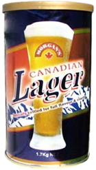 Morgan's Canadian Lager
