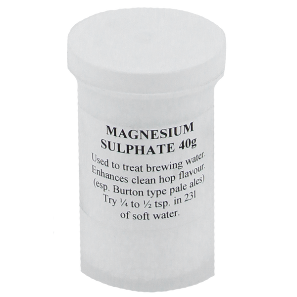Magnesium Sulphate (40g)